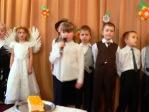 Dzień Babci i Dziadka - występ 6-latków i klasy Ib - fot. T. Ziemba ::  21