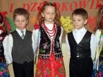 Święto Babci i Dziadka - program artystyczny dzieci z zerówki - fot. M. Dąbek ::  21