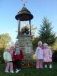 3 i 4-latki przy kapliczce poświęconej bł. Janowi Pawłowi II - fot. A. Szul ::  22