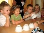 Zabawa andrzejkowa dzieci z Punktu Przedszkolnego - fot. A. Szul ::  23