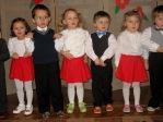 Święto Babci i Dziadka - występ dzieci 3-letnich - fot. M. Kasperkowicz ::  25