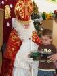 Mikołaj w oddziałach przedszkolnych - fot. T. Ziemba ::  26