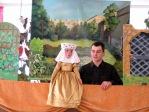 Teatrzyk kukiełkowy w szkole - fot. M. Dąbek ::  27