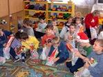 Mikołaj w oddziałach przedszkolnych - fot. A. Szul ::  28