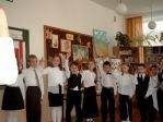 Pasowanie na ucznia klasy I - fot. D. Smerecki ::  29