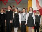 Święto Babci i Dziadka - występ uczniów z klasy 3b - fot. T. Ziemba ::  29