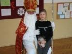Spotkanie z Mikołąjem w klasie IIIb - fot. M. Kasperkowicz ::  2