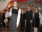 Święto Babci i Dziadka - występ uczniów z klasy 3b - fot. T. Ziemba ::  30