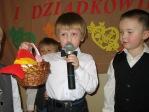Święto Babci i Dziadka - program artystyczny 3-latków - fot. A. Szul ::  31