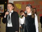Święto Babci i Dziadka - program artystyczny uczniów z klasy IIb - fot. A. Szul ::  33