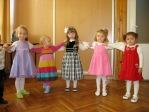 Zabawa andrzejkowa dzieci z Punktu Przedszkolnego - fot. A. Szul ::  36