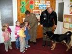 Spotkanie z funkcjonariuszami Straży Granicznej - fot. M. Dąbek ::  37