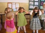 Zabawa andrzejkowa dzieci z Punktu Przedszkolnego - fot. A. Szul ::  39