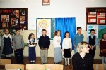 Spotkanie bożonarodzeniowe w klasie IIb - fot. M. Krupa ::  3