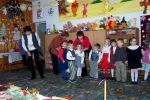 Spotkanie bożonarodzeniowe w oddziale młodszym - fot. A. Kędzior ::  3