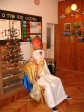Mikołaj w szkole - fot. M. Dąbek ::  3