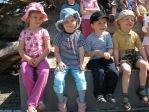 Wycieczka 3, 4, 5-latków do Miejsca Piastowego, Krempnej i Dukli - fot. A. Szul ::  40