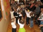 Święto Babci i Dziadka - program artystyczny 3-latków - fot. A. Szul ::  40
