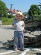 Wycieczka 3, 4, 5-latków do Miejsca Piastowego, Krempnej i Dukli - fot. A. Szul ::  42
