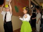 Święto Babci i Dziadka - program artystyczny 3-latków - fot. A. Szul ::  42