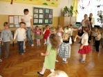 Zabawa andrzejkowa dzieci z Punktu Przedszkolnego - fot. A. Szul ::  46