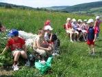 Piknik klasy Ib i IIIb - fot. M. Dąbek ::  47
