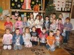 Spotkanie z Mikołajem w oddziałach przedszkolnych - fot. T. Ziemba ::  47