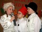 Święto Babci i Dziadka - program artystyczny 5-latków - fot. A. Szul ::  48