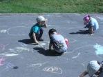 Dzień Dziecka w grupie 3 i 4-latków - fot. M. Piwowar ::  4