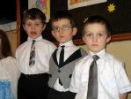 Święto Babci i Dziadka - program artystyczny 5-latków - fot. A. Szul ::  52