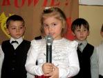 Święto Babci i Dziadka - program artystyczny 4-latków - fot. A. Szul ::  57