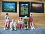 Wycieczka 3, 4, 5-latków do Miejsca Piastowego, Krempnej i Dukli - fot. A. Szul ::  58