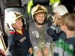 Spotkanie ze strażakami - fot. M. Kasperkowicz ::  58