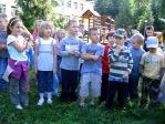 Święto pieczonego ziemniaka w oddziałach przedszkolnych - fot. A. Szul ::  5