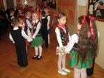 Święto Babci i Dziadka - program artystyczny dzieci z zerówki - fot. M. Dąbek ::  64