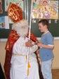 Mikołaj w szkole - fot. A. Szul i M. Dąbek ::  69
