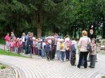 Wycieczka przedszkolaków do Majdanu i Myczkowiec - fot. A. Szul ::  69