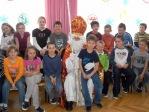 Mikołaj w szkole - fot. M. Dąbek ::  6