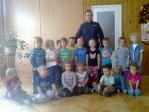 Spotkanie z policjantem - fot. E. Rij ::  6