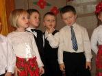 Święto Babci i Dziadka - występ dzieci 4-letnich - fot. M. Kasperkowicz ::  71