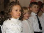 Święto Babci i Dziadka - występ dzieci 4-letnich - fot. M. Kasperkowicz ::  72