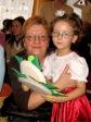 Święto Babci i Dziadka - program artystyczny 4-latków - fot. A. Szul ::  74