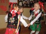 Święto Babci i Dziadka - program artystyczny dzieci z zerówki - fot. M. Dąbek ::  75