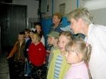 Wizyta w Rozlewni Wód Mineralnych (zerówka) - fot. T. Ziemba ::  7