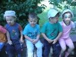 Dzień Dziecka w grupie 3 i 4-latków - fot. M. Piwowar ::  7