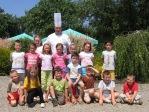 5 i 6 - latki w Cukierni Mistrzowskiej w Rymanowie - fot. A. Szul ::  80