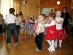 Zabawa andrzejkowa dzieci z Punktu Przedszkolnego - fot. A. Szul ::  82