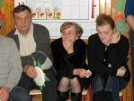 Święto Babci i Dziadka - program artystyczny 5-latków - fot. A. Szul ::  83