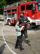 Spotkanie ze strażakami - fot. M. Kasperkowicz ::  85