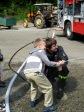 Spotkanie ze strażakami - fot. M. Kasperkowicz ::  88